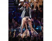 Robin Thicke Miley Cyrus