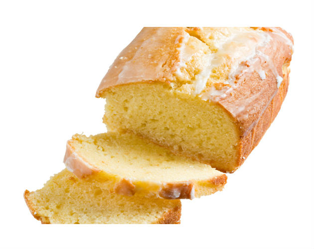 Moist Lemon Loaf with Lemon Drizzle