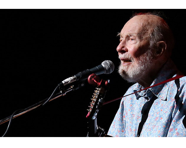 Pete Seeger Dead at 94