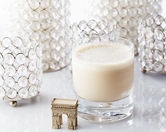 Banana Crepe Cocktail