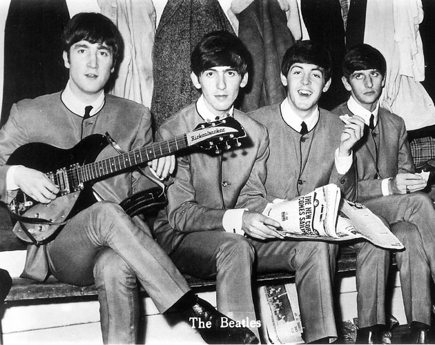The Beatles: The Fab Four of Fashion
