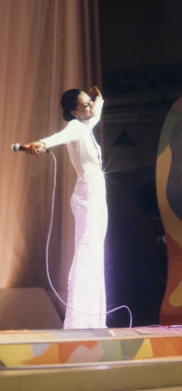 Diana Ross, January 1978