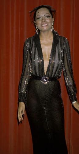 Diana Ross, September 1978