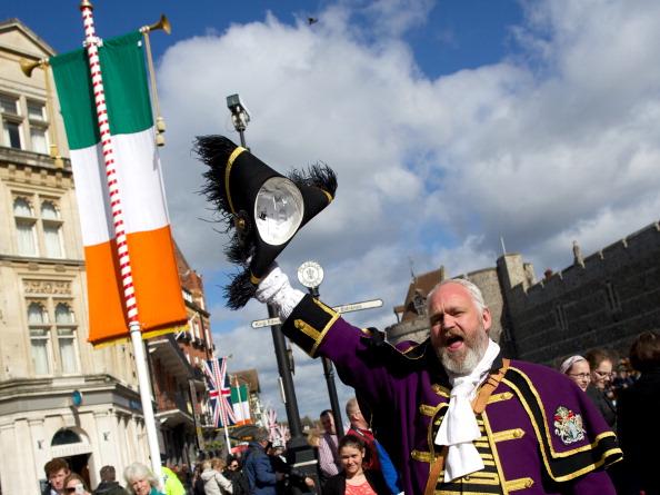BRITAIN-IRELAND-DIPLOMACY-ROYALS