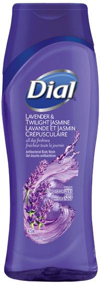 Dial Lavender & Twilight Jasmine Body Wash
