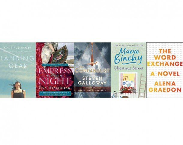 Hottest Books for April 2014