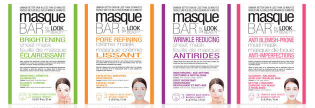 Masque Bar by the Look
