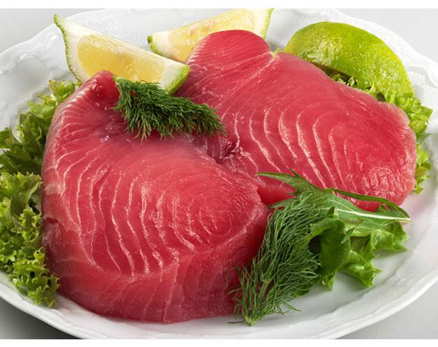 Asian Tuna Skewers