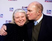 80-year-old Willard Scott marries girlfriend Paris Keena