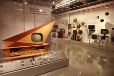 Interior, MZ Museum of Television