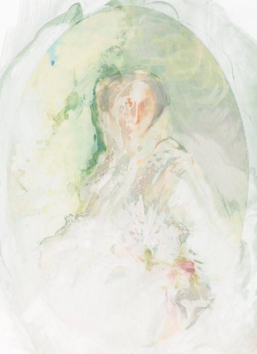 PM Gallery_Amanda Clyne_Winter halter (Olga), Erased_Erased photograph_$1,800