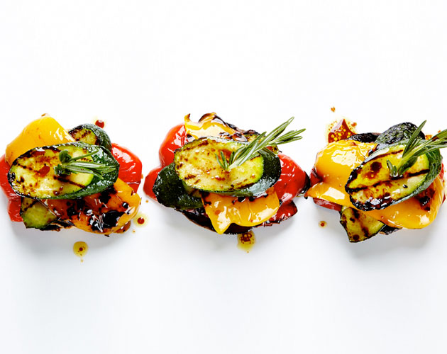 Balsamic Grilled Vegetables