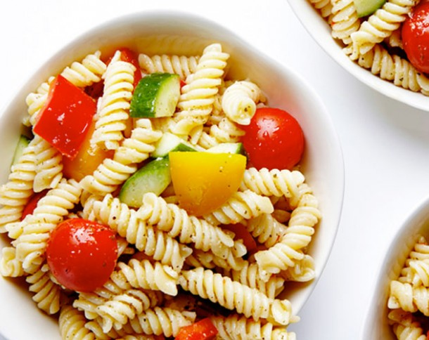 Your Daily Dish: Garden Pasta Salad - Everything Zoomer