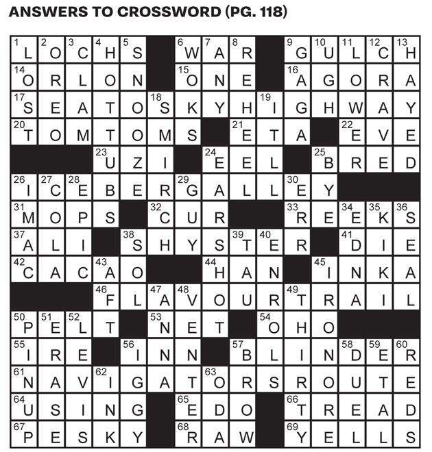 CrosswordAnswers_June2014