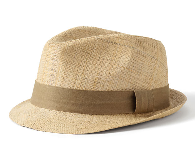 Straw Fedora, Banana Republic
