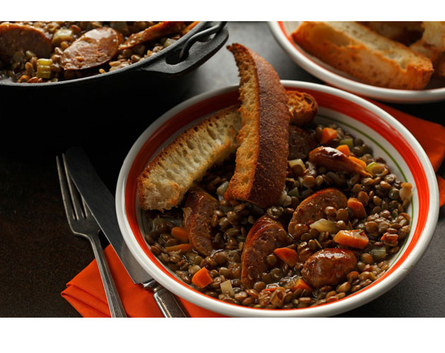 Umbrian-Lentils-&-Sausage