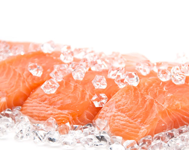 Chilled Poached Salmon