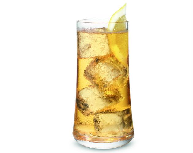 Mango Basil Lemonade