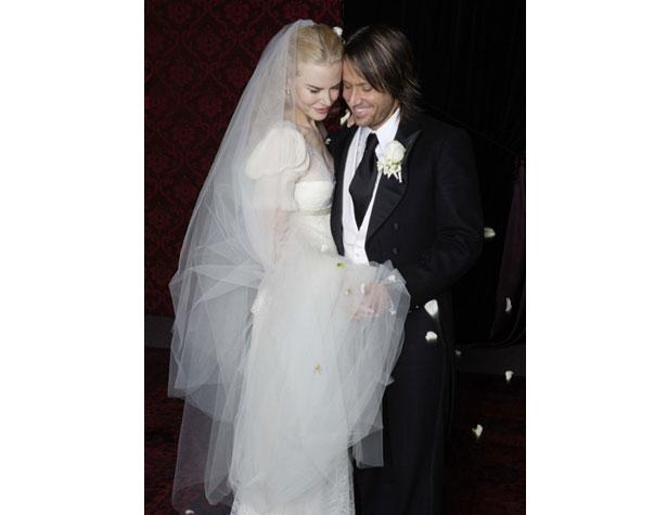 Older Celebrity Brides