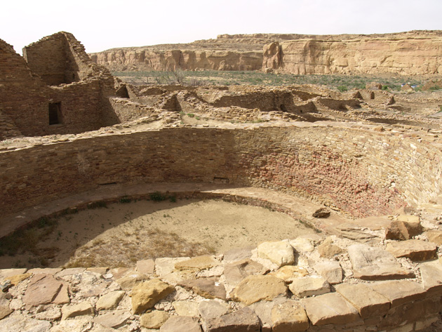 chaco canyon solstice project
