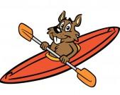 kayaking_black