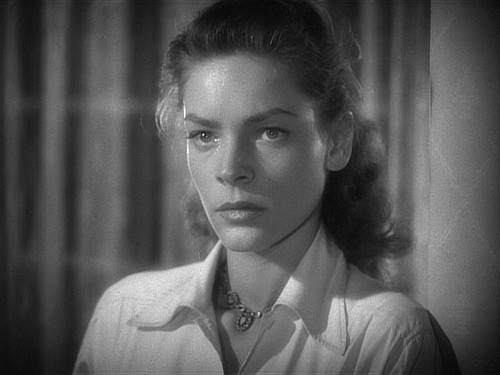 Image result for Lauren Bacall in Key Largo