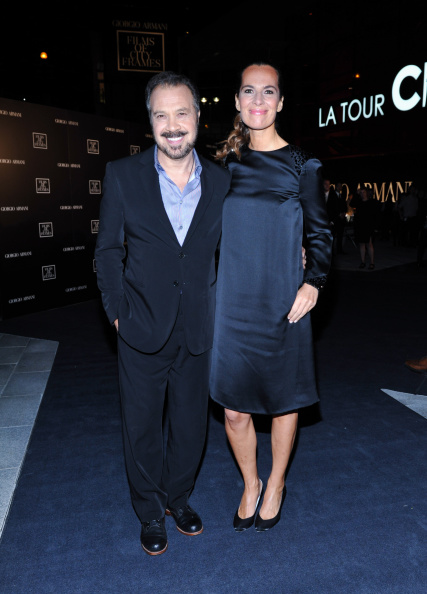 Giorgio Armani Presents Films Of City Frames With Exclusive Cocktail Party At The CN Tower