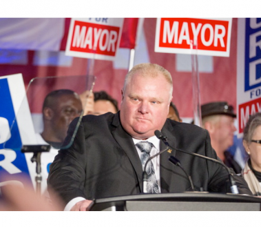REPORT: Rob Ford Hospitalized Due to Possible Tumour