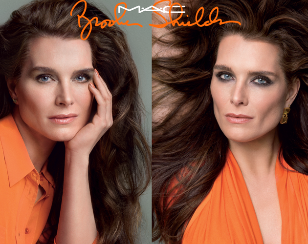 brooke-shields-mac-collection