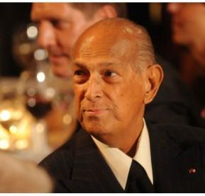 Oscar de la Renta Dies at Age 82