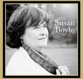 Susan Boyle's New Album 'Hope'