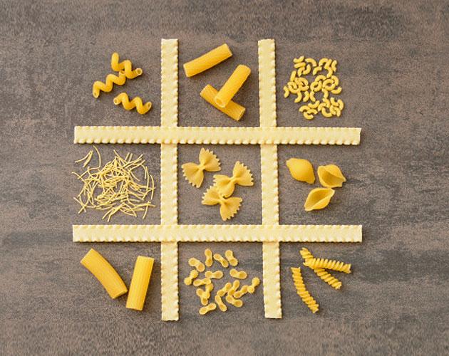 Use Your Noodle Menu