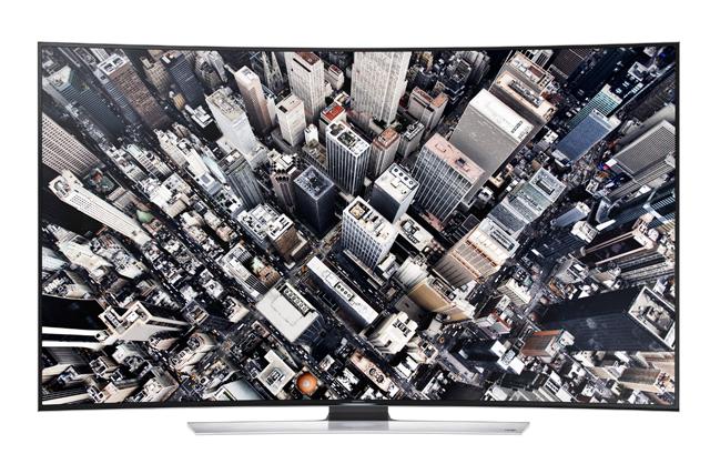 SamsungCurvedTV