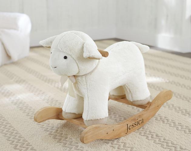 Lamb-Plush-Rocker