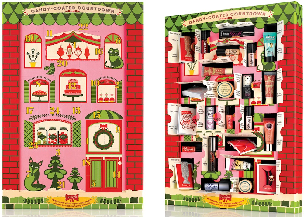 advent-calendar-2014-benefit-candy-coated-countdown