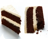 fudgy-chocolate-cake-peanut-butter-frosting