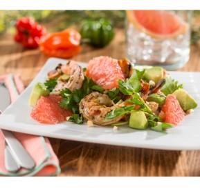 Calypso-Shrimp-with-Grapefruit-and-Avocado