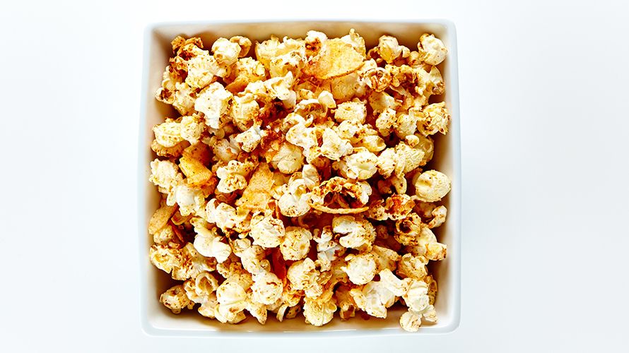 Recipe: BBQ Popcorn - Everything Zoomer - Boomers with Zip