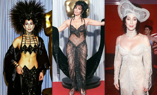 Maushami Chetty On Inspiration Adventure: The Worst Oscar Dresses Of All Time