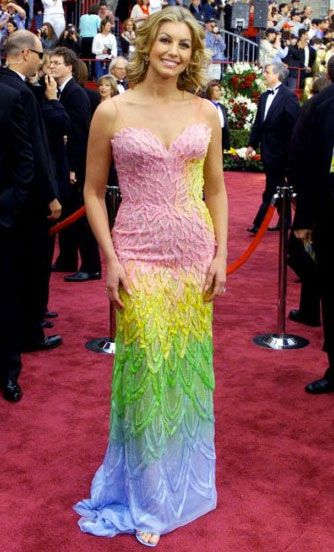The 10 Best Worst Oscar Dresses Of All Time Everything