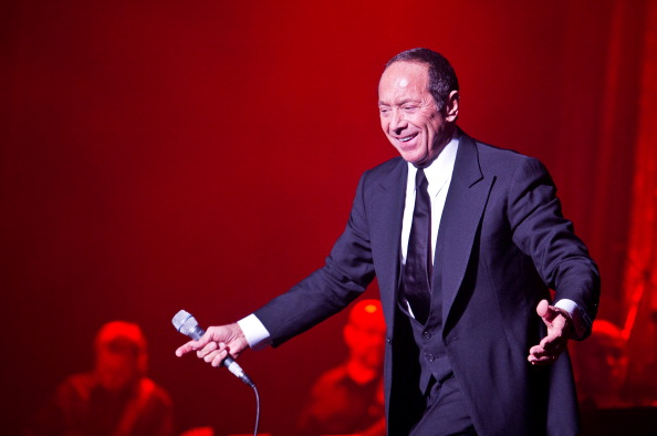 Paul Anka In Concert At Le Casino de Paris