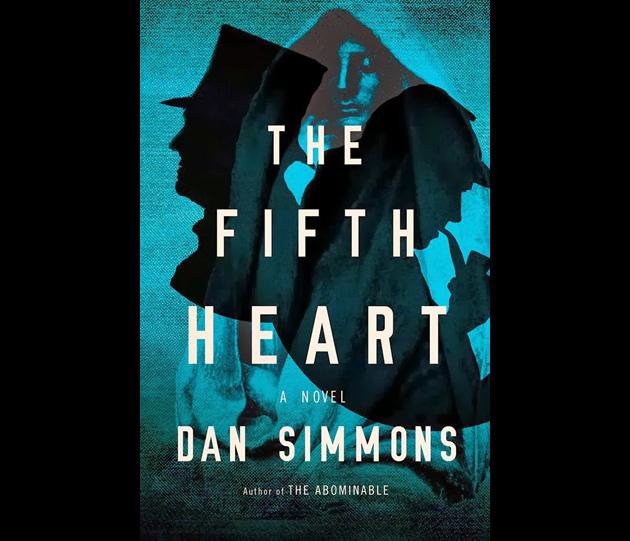 books-The-Fifth-Heart-Dan-Simmons