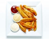 parmesan-chicken-fingers-with-dipping-trio