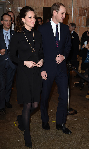 The Duke And Duchess Of Cambridge Attend The Creativity Is GREAT Reception