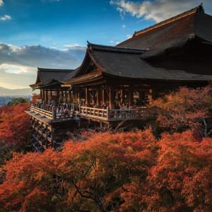 Kiyomizu-dera-temple,-Kyoto,-Japan