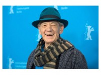 BERLIN, GERMANY - FEBRUARY 08:  Sir Ian McKellen attends the 'Mr. Holmes' photocall during the 65th Berlinale International Film Festival at Grand Hyatt Hotel on February 8, 2015 in Berlin, Germany.  (Photo by Target Presse Agentur Gmbh/Getty Images)