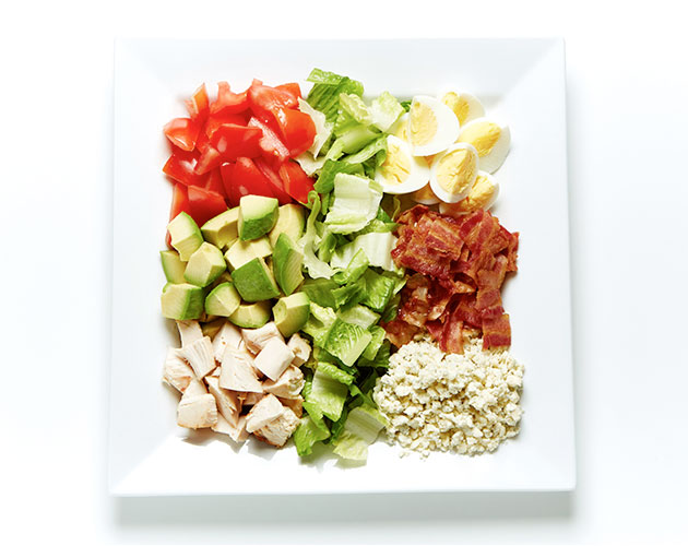 chicken-cobb-salad-thousand-island-dressing
