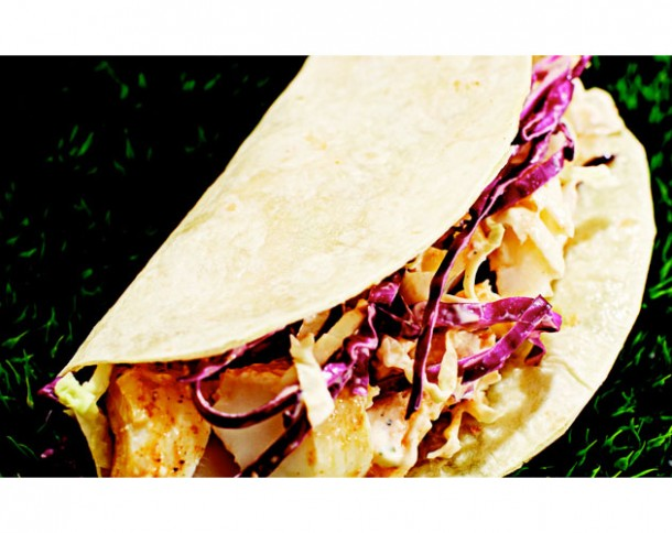 RECIPE: Fish Tacos with Chipotle Lime Dressing - Everything Zoomer
