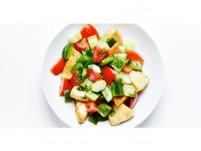 tomato-cucumber-pita-salad