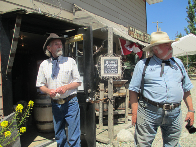 The cowboy winemakers at Rustico